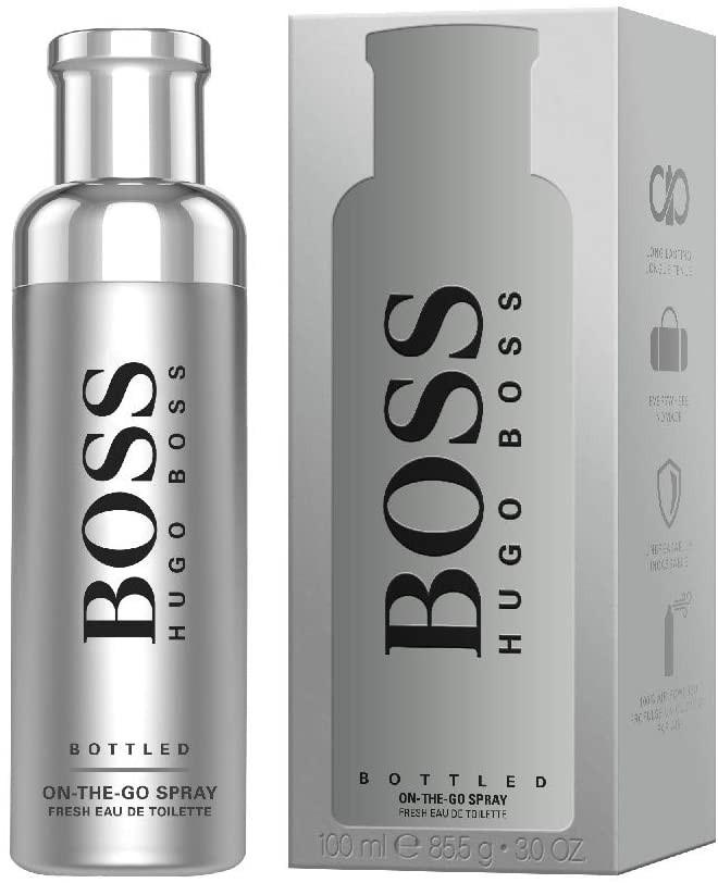 BOSS Bottled On-The-Go Spray, 100 ml