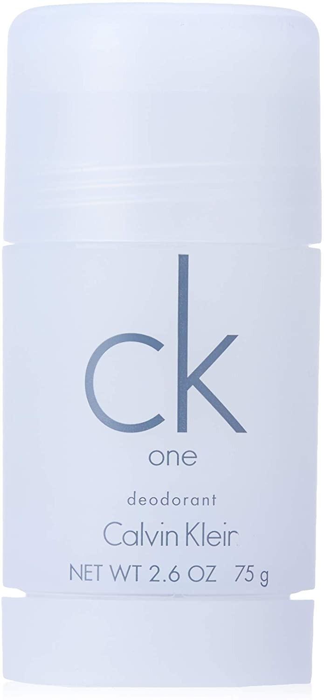 Calvin Klein CK ONE Deodorant Stick, 75 g