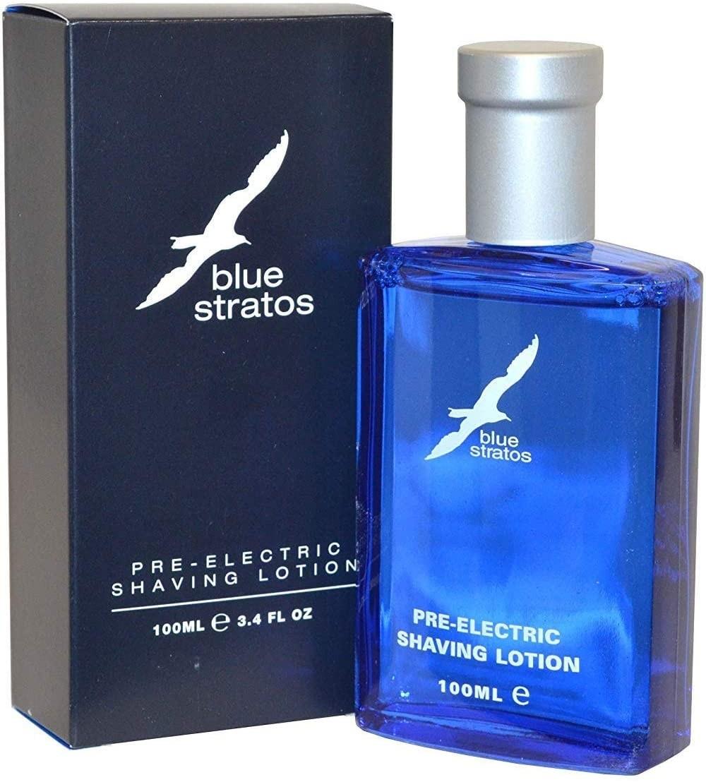 Blue Stratos Pre-Electric,Shaving Lotion 100 ml