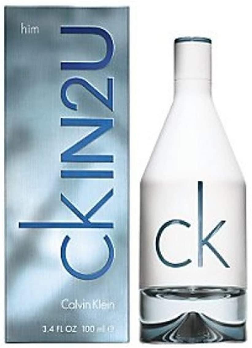 Calvin Klein In-2-U for him eau de toilette for men, vaporiser/spray,