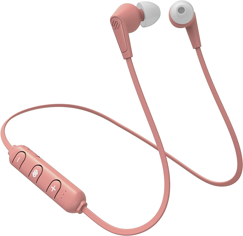 Urbanista Madrid Wireless Earphones Rose Pink
