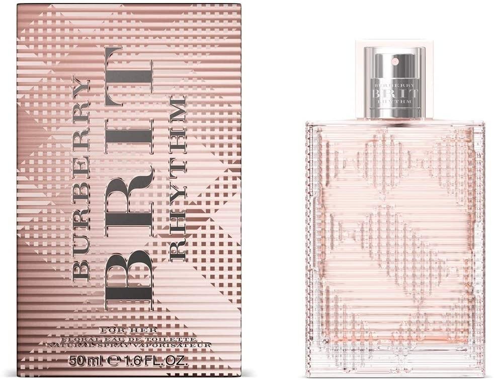 BURBERRY Brit Rhythm Floral for Women Eau de Toilette 50 ML