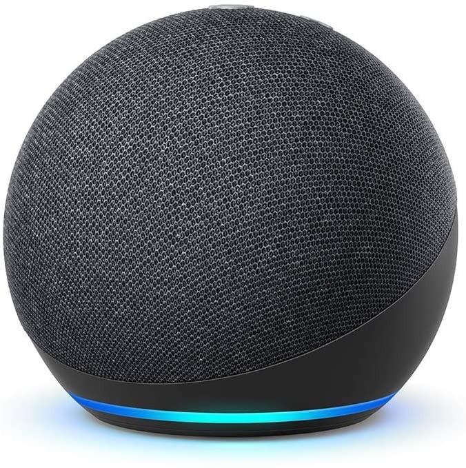 Amazon Echo Dot (4th generation) | Smart speaker with Alexa  Charcoal
