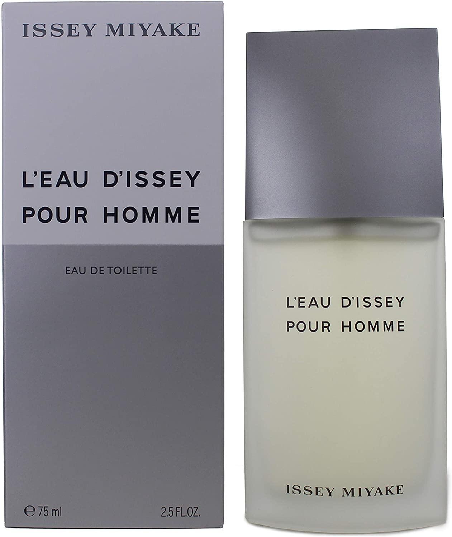 L'Eau D'Issey by Issey Miyake Eau De Toilette For Men, 75ml
