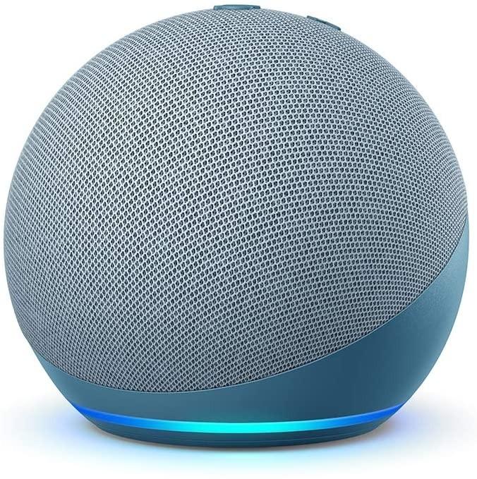 Amazon Echo Dot (4th generation) | Smart speaker with Alexa  Twilight Blue