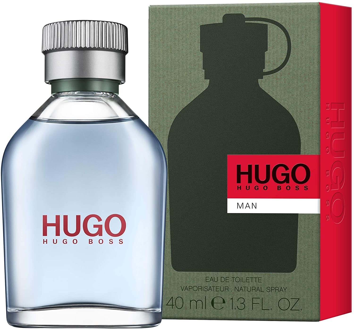 HUGO Man Eau de Toilette 40ml