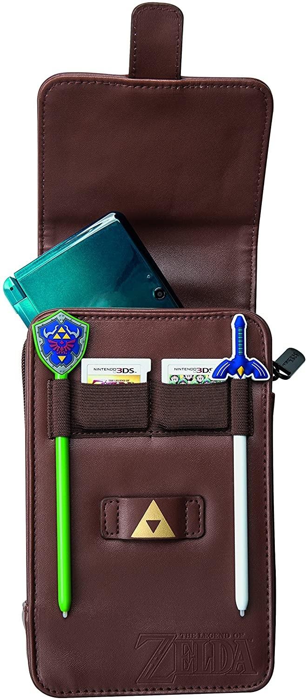 The Legend of Zelda: Adventurer's Pouch Kit (Nintendo 3DS XL/3DS/DSi XL/DSi)