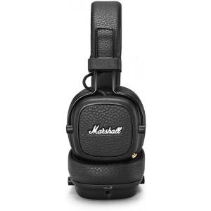 Marshall Major III Foldable Bluetooth Headphones - Black