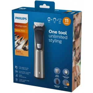 Philips Series 7000 11-in-1 Ultimate Multi Grooming Kit