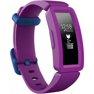Fitbit Ace 2 Activity Tracker for Kids Purple