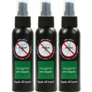 Incognito Insect Repel Spray - 100ml (Pack of 3)
