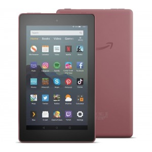 AMAZON Fire 7 Tablet (2019) - 16 GB, Purple
