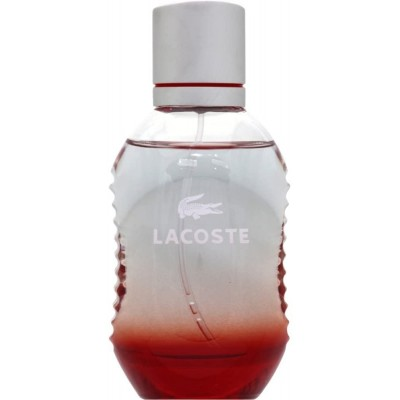 Lacoste Red (Style in Play), Eau de Toilette Spray, 75ml
