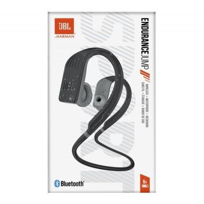 JBL Wireless Sports Headphones Hook Headset Endurance Jump Sports - Black Grey